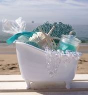 Spa Coastal Bath Gift, Wedding Gift