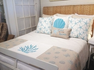 Waterside Coastal Bedding Queen Set