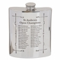 Old Course Hip Flask