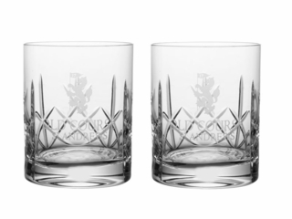Old Course Set of 2 Whisky Glasses