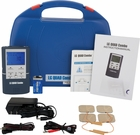 FOUR IN ONE!  TENS Unit, Muscle Stimulator, Interferential Unit and Microcurrent in One  (LG-QUADCOMBO)