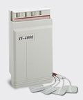 Professional Portable Interferential Unit with AC Adapter