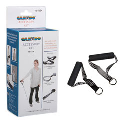 Exercise Band Accessory Kit