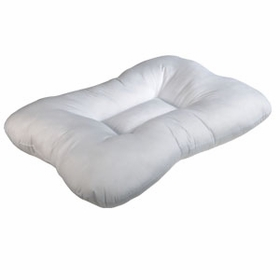 BACKORDERED THRU JULY 31st - Fiber Filled Cervical Indentation Sleep Pillow