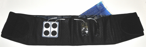 ELECTRODE Back Brace (Use with our units!)