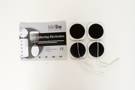 LGMedSupply Back Pain Relief Hot/Cold Pack Electrode Wrap VELCRO Electrode Pads(For the LG-BRW)
