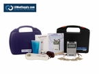 LG-7000 COMBO LGMedSupply Digital TENS Unit and Ultrasound Complete Kit