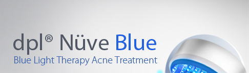 """PRO SERIES"" Acne Treatment Blue Light Nuve LED Therapy with Over 80 Percent Larger Treatment Area!  (Nuve Professional Series)"