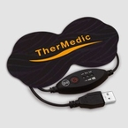 Qi Point Hydrogel Heating Pad with AC Adapter