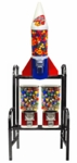 Mighty Mite Rocket 3 Combo Rack