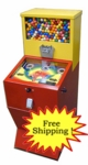 Flip & Win Gumball Machine