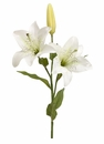 "1 dozen -21"" Artificial Silk Day Lily Spray"