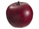 "1 dozen - 3.3"" Weighted Artificial Apple in Red"