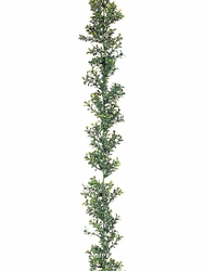 1 Dozen - 6' Artificial Boxwood Garlands