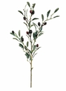 1 Dozen - Artificial Olive Branches - 30""
