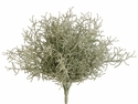 "10"" Artificial Spanish Moss Bush - Set of 6"