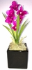 "12"" Artificial Dendrobium Orchid Arrangement"