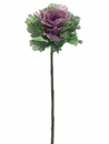 "18.5"" Artificial Cabbage Spray Stem - Set of 12"
