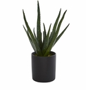 19� Aloe Artificial Plant with Planter -
