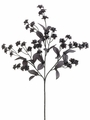 "19"" Artificial  Double Baby's Breath Spray Stem - 2 Dozen"
