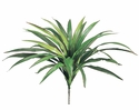 23 inch Artificial Yucca Bush Stems - Set of 6