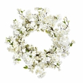 24� Artificial Cherry Blossom Wreath