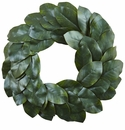 24� Magnolia Leaf Wreath