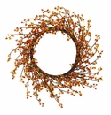 24� Sweet Bitter Artificial Wreath