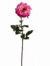 """27"""" Real Touch Artificial Orlane Rose Spray Silk Flower - Set of 12"""