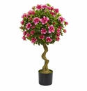 3� Azalea Artificial Topiary Tree