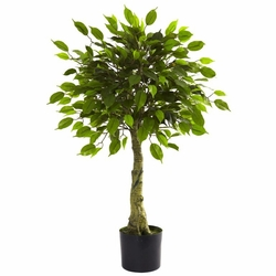 3' Ficus Tree UV Resistant (Indoor/Outdoor)
