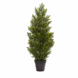 3' Mini Cedar Pine Tree (Indoor/Outdoor)