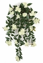 """30"""" Outdoor Artificial Impatiens Flowers - UV Infused"""
