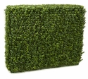 """35"""" Poly-blend Artificial Boxwood Hedge Outdoor UV Infused"""