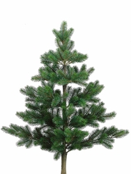 """38"""" Artificial Pine Topiary Stem - Non potted"""