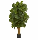 4� Fiddle Leaf Fig Artificial Tree