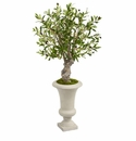 40� Olive Artificial Tree in Urn -