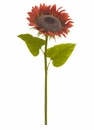"42"" Artificial Sunflower Silk Flower Spray (Knock- Down Packing) - Set of 6"