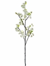 "45"" Artificial Cherry Blossom Spray Stems- Set of 12"