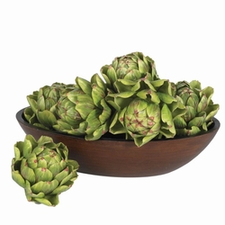"5"" Artichoke (Set of 6)"