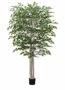 5' Artificial Birch Tree - Potted - Set of 2