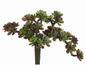 "5"" Artificial Sedum Pick Cactus - Set of 36"