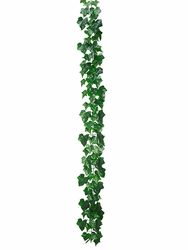 6' Artificial Ivy Dripping Garland Strand - Set of 6