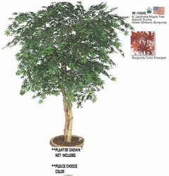 6' Artificial Outdoor Japanese Maple Tree
