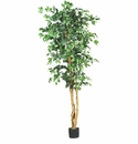 6' Artificial Ficus Silk Tree