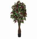 6' Multi Vine Bougainvillea Silk Tree