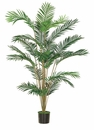 7' Silk Areca Palm Trees - Set of 2