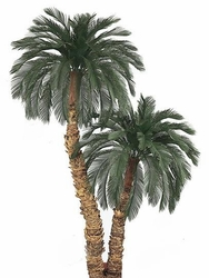 8' & 5' Outdoor Artificial Palm Trees - Non Potted