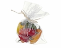"""9""""H x 7""""W Artificial Assorted Peppers in Bag (6 Bags X 8 Peppers)"""