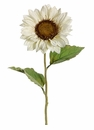 "24"" Artifical Silk Sunflower Spray Stems - Set of 12"
